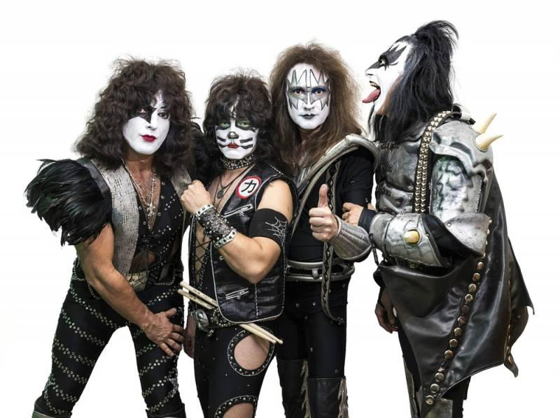 Kiss-Mitglieder