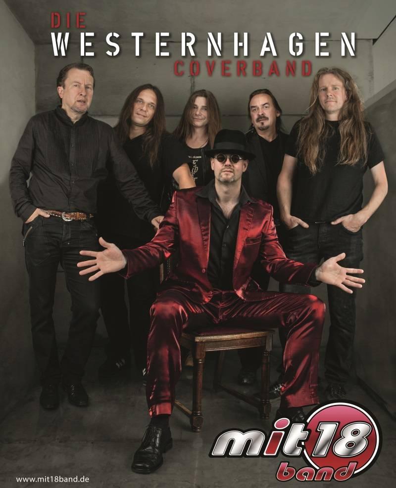 Mit 18 Band Westernhagen Coverband
