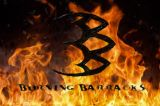 Burning Barracks