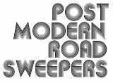 Post Modern Road Sweepers